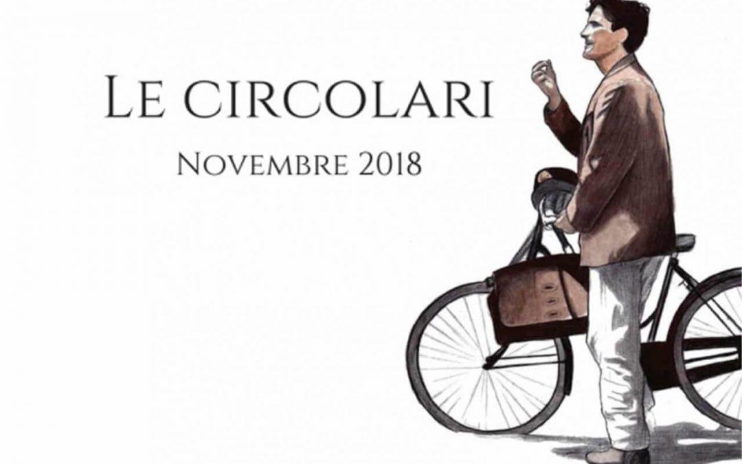 Circolare di novembre