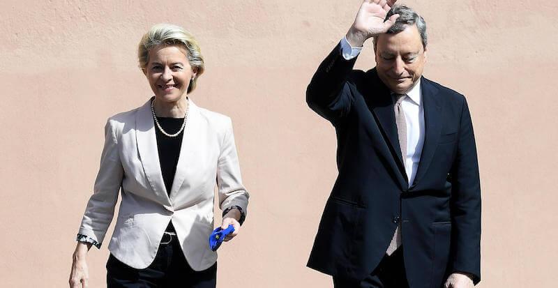 Il PNRR approvato dal Governo Draghi
